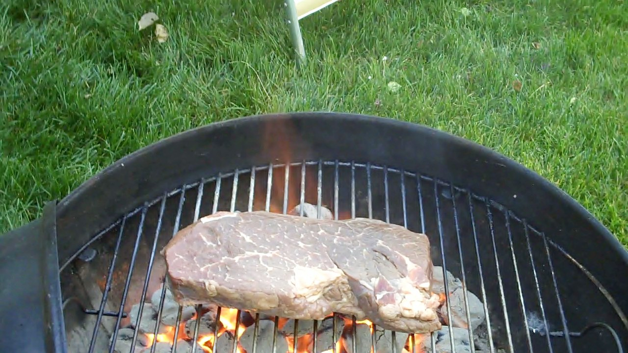 how to cook london broil on the grill